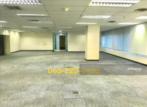 CTI Tower - Office Space 340 Sqm For Rent